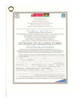 (KLHB) NATIONAL ALLODIAL PERMIT & NAME DECLARATION©™   PG1 PDF 7/18/19