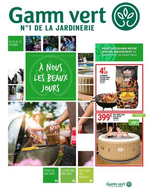 Calameo Catalogue Gamm Vert Octobre 2019
