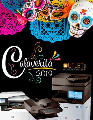 Calaveritas 2019: Outlet Multifuncionales
