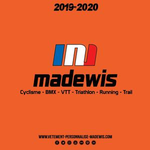 CATALOGUE MADEWIS CYCLISME - RUNNING - TRIATHLON 2017-2018