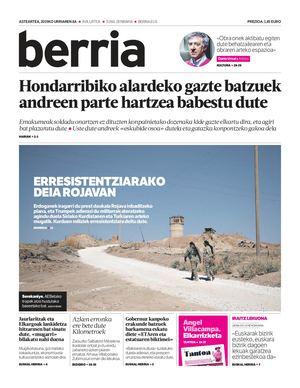 BERRIA / 2019-10-08
