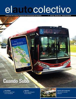 El AutoColectivo Edición N° 622