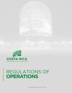 Regulations Of Operations