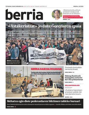 BERRIA / 2019-10-10