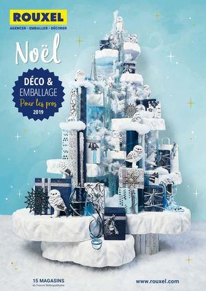 Paillettes 17 cm debout renne cerf décoration de Noël-Choisir Couleur