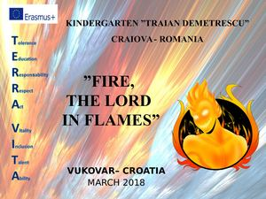 Fire The Lord Of Flames Romania