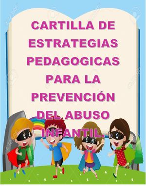 Cartilla Prevencion Del Abuso Sexual Infantil