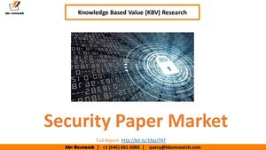 Security Paper Market