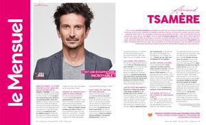 INTERVIEW Arnaud Tsamère 2019
