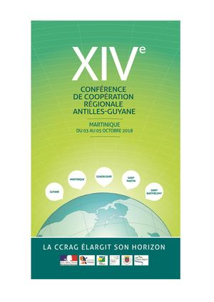 XIVe CCRAG ACTES (english version)