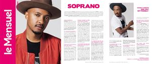 INTERVIEW Soprano 2019