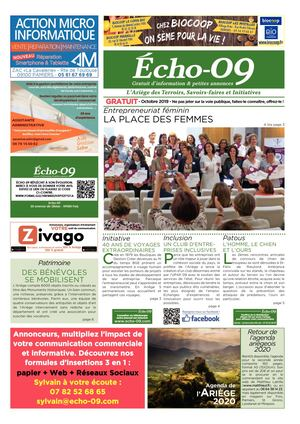 Echo 09 Octobre 2019