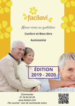 Facilavi - Catalogue interactif 2019-2020