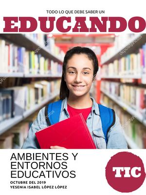 Revista Educativa Yesenia Isabel