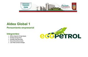 Aldea Global 1 Pensamiento Empresarial Collage