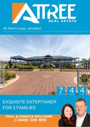Merrit Loop 90, Jandakot Buyer Booklet Pdw