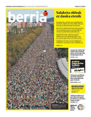 BERRIA / 2019-10-19