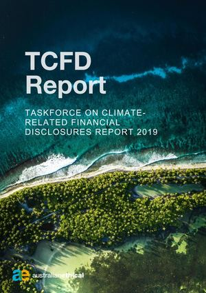 Australian Ethical TCFD Report 2019