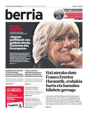 BERRIA / 2019-10-22