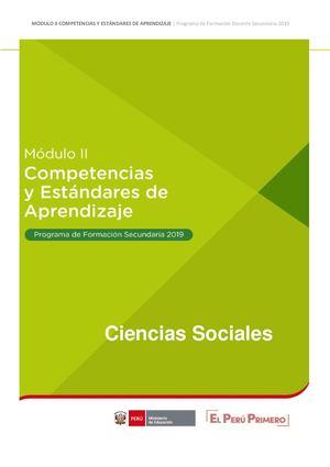 Calaméo Modulo Ii Sociales Competencias Y Estándares De