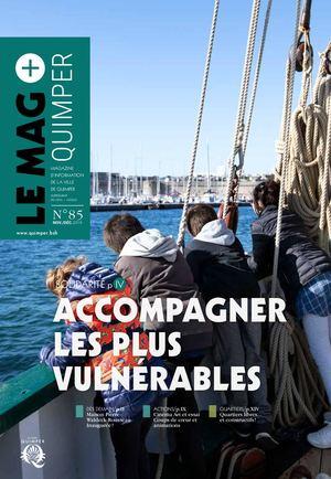 Le Mag+ Quimper n°85 - nov./déc. 2019