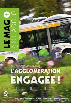 Le Mag+ Agglo n°85 - nov./déc. 2019