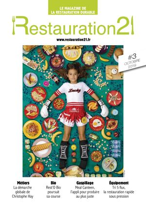 Restauration21, le Magazine #3