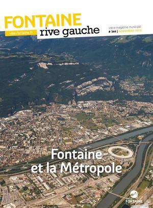 Fontaine Rive Gauche 344 Novembre 2019