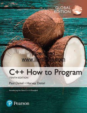 Calameo C How To Program Tenth Edition Paul J Deitel Harvey Deitel 2017 Pdf Download