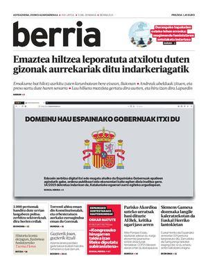 BERRIA / 2019-11-06