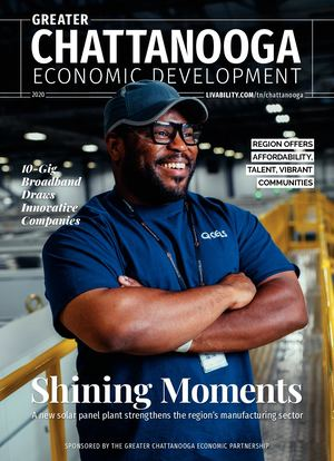 Greater Chattanooga Economic Development 2019