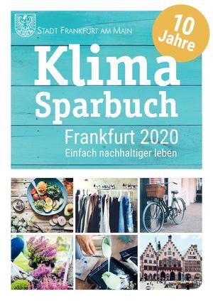 Calaméo Leseprobe Klimasparbuch Frankfurt 2020