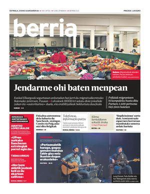 BERRIA / 2019-11-08