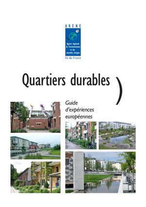 Quartiers Durables Guid