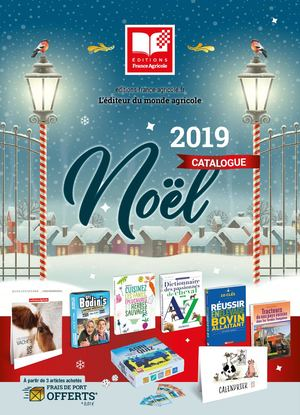 Catalogue Noel 2019 - Editions France Agricole