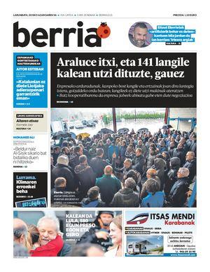 BERRIA / 2019-11-09