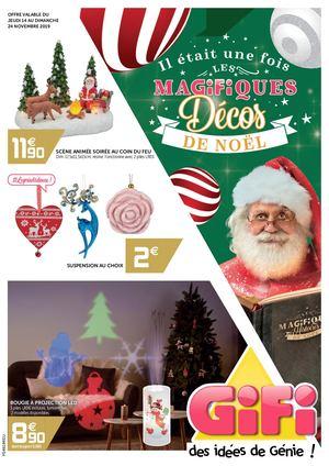 Calaméo Catalogue Gifi Magifiques Décos De Noël