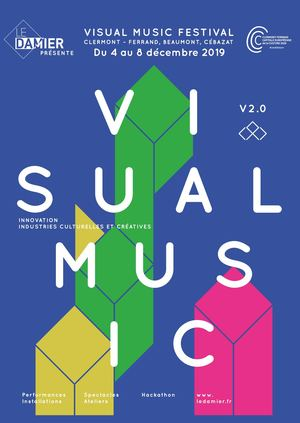 Programme VISUAL MUSIC