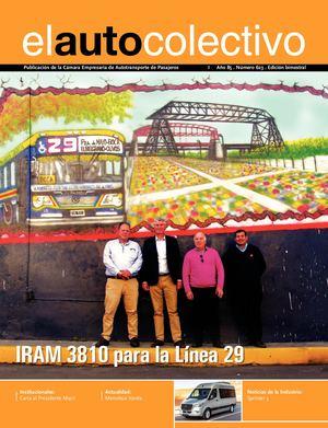 El AutoColectivo Edición N° 623