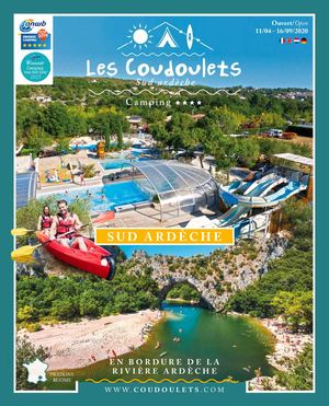 Brochure Camping Ardeche
