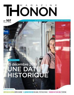 Thonon magazine n°107
