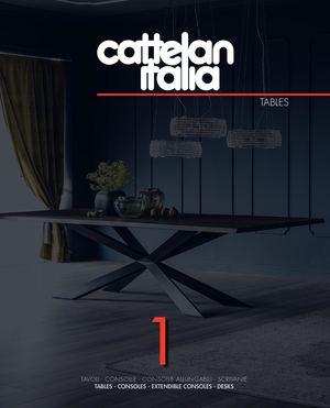 Tavolo Allungabile A Spicchi.Calameo Cattelan Italia Tables