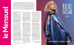 Interview Bilal Hassani 2019