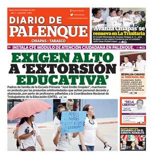 Calaméo Diario 26 11 2019