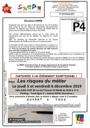 Bulletin Octobre 19