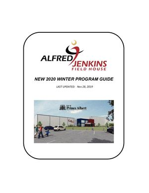 2020 Winter Ajfh Program Guide Nov 28, 2019
