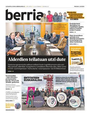 BERRIA / 2019-12-03