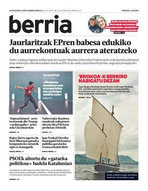 BERRIA / 2019-12-04