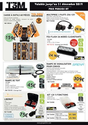 Catalogue Buisard Et King Tony Groupe T3m