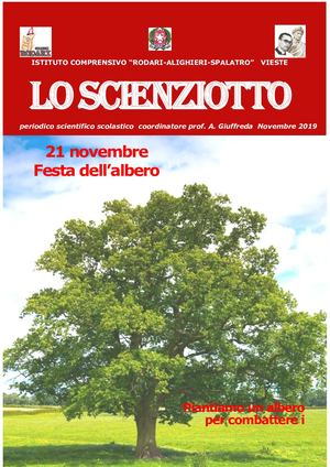 Lo Scienziotto Novembre 2019
